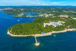 Hotel Delfin Plava Laguna Istrien