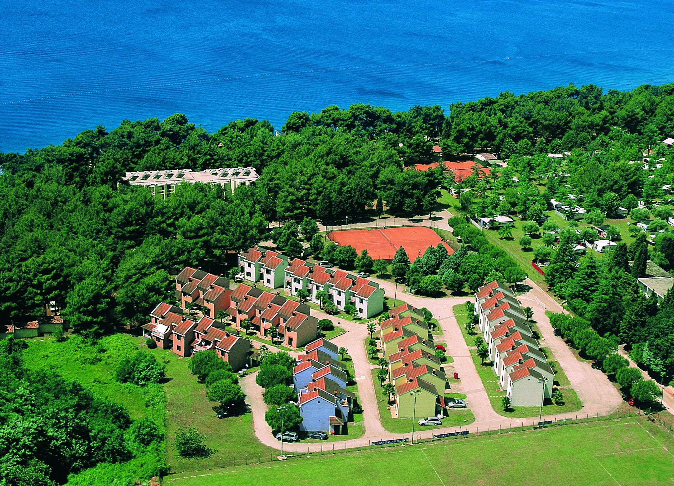 Ferienanlage Apartments Savudrija Plava Laguna Savudrija Istrien Kroatien Adrialin