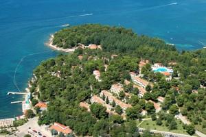 turistični kompleks Apartments Bellevue Plava Laguna Istra