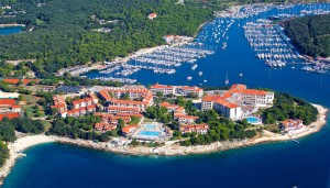 Holiday resort Park Plaza Verudela A Istria