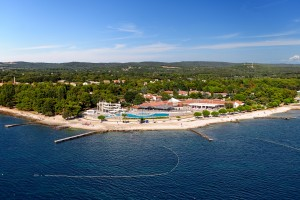 Holiday resort Villas Rubin Istria