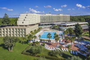 hotel Materada Plava Laguna Istra