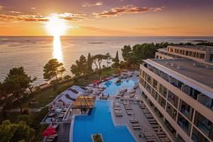 Hotel Parentium Plava Laguna Istria