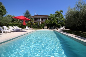 turistični kompleks Residence Lorena Istra