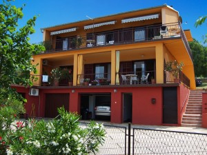 house Senj, Sibinj beach 104809 Kvarner
