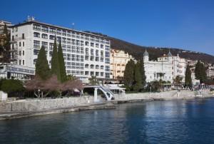 Hotel Remisens Kristal Kvarner Bucht