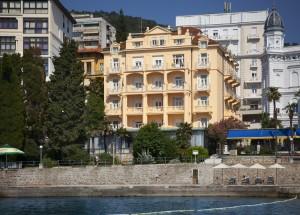 Hotel Smart Selection Lungomare Opatija Kvarner Bucht