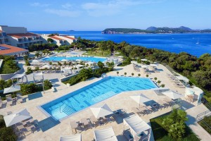 Hotell Valamar Argosy Dubrovnik Dalmatien