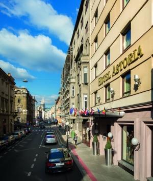 Szálloda Best Western Premier Astoria Az ország belseje
