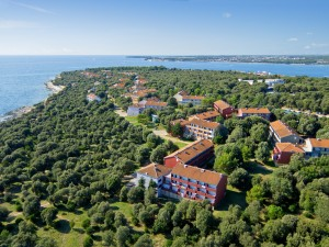 Holiday resort Lanterna Sunny Resort By Valamar Istria