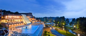 hotel Molindrio Plava Laguna Istra