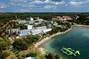 Hotel Plavi Plava Laguna Istria