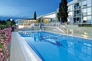 hotel Zorna Plava Laguna Istra
