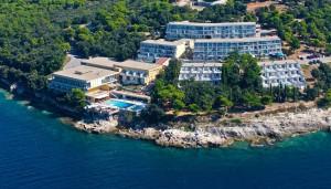 complesso turistico Splendid Resort Istria