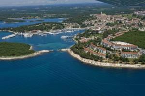 Ferienanlage Belvedere Istrien