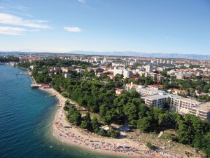 Hotel Kolovare Dalmacja