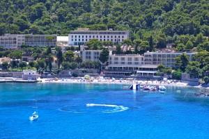 Hotel Uvala Dalmatien