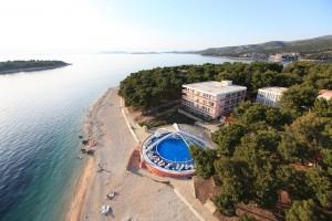 hotel Zora Dalmácia