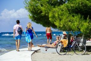 Kemping Zaton Holiday Resort Dalmácia