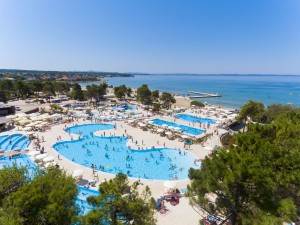 Camp site Zaton Holiday Resort Dalmatia