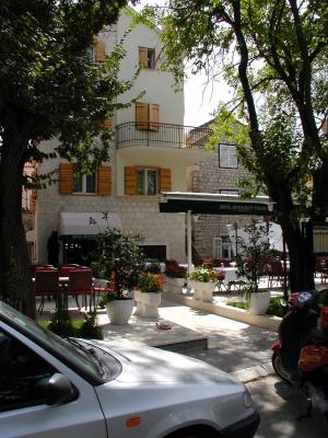 hotel Trogir Dalmacija