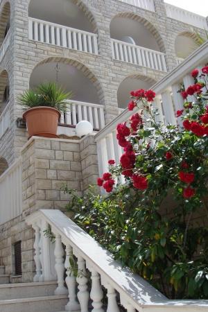 Hotel Villa Tina Dalmatien