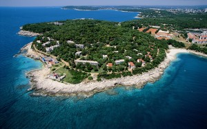 Holiday resort Verudela Beach Istria
