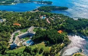 hotel Mediteran Plava Laguna Istra