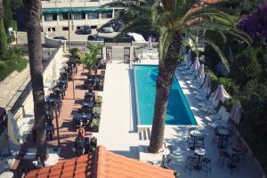 Hotel Aquarius Dalmácie