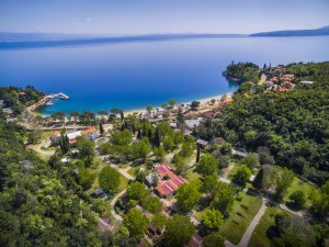 Kemping Smart Selection Resort Medveja Kvarner-öböl