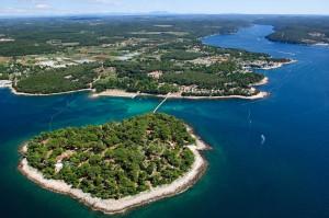 Hotel Villas Koversada Istrien