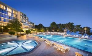 Hotel Aminess Grand Azur Dalmatien
