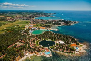 Turistický areál Melia Istrian Villas Istrie