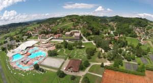 Hotel Well Terme Tuhelj Landesinnere