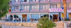 Hotell Sirena Dalmatien