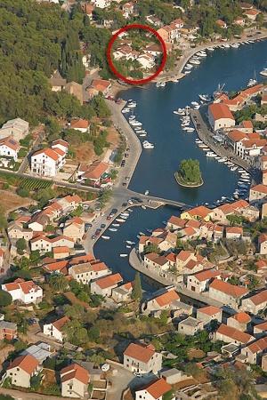 ház Hvar-sziget, Vrboska, Centar 139887