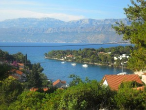ház Brac-sziget, Splitska 141516