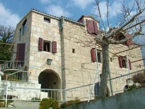 ház Brela 142535 Dalmácia
