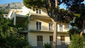 ház Brela 147179 Dalmácia