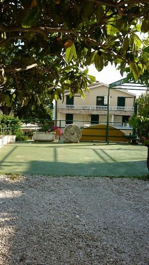 ház Brela 147214 Dalmácia
