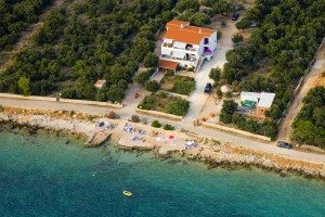Haus Insel Pag, Mandre 157076
