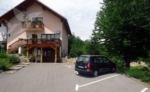 Nyaraló Plitvicei tavak, Grabovac 161101 Az ország belseje