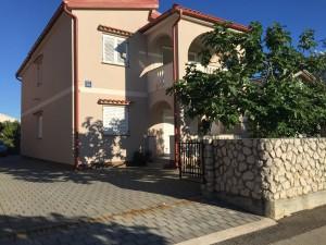 ház Privlaka 162201 Dalmácia