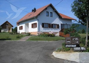 Nyaraló Plitvicei tavak 164006 Az ország belseje