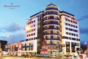 hotel Antunovic Zagreb unutrašnjost