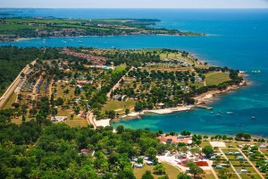 Campingplatz Camping Park Umag Istrien