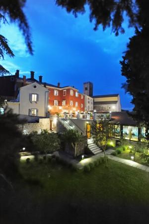 Hotel Kastel Istrien