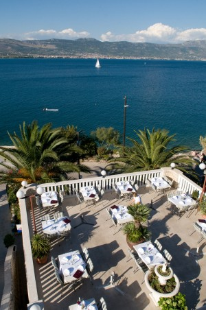 Hotel Vila Tina Dalmatien