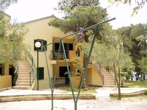 Campingplatz Kozarica Dalmatien