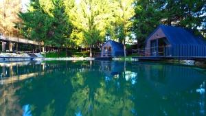 Üdülőfalu Plitvice Holiday Resort Az ország belseje